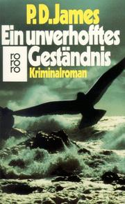 Cover of: Unverhofftes Gestandnis