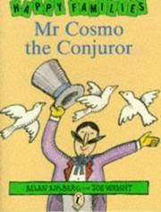 Cover of: Mr Cosmo the Conjuror (Ahlberg, Allan. Happy Families,)
