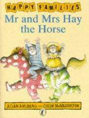 Cover of: Mr.and Mrs. Hay the Horse