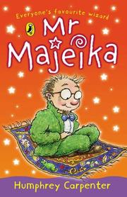 Cover of: Mr Majeika