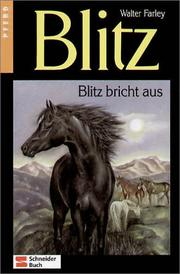 Cover of: Blitz, Bd.5, Blitz bricht aus