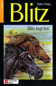 Cover of: Blitz, Bd.6, Blitz legt los