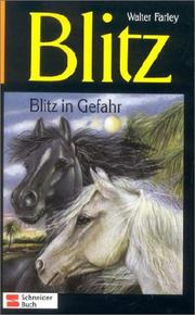 Cover of: Blitz, Bd.11, Blitz in Gefahr