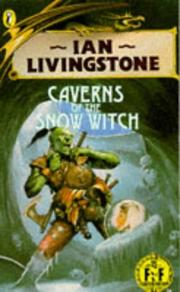 Cover of: Ian Livingstone's Caverns of the snow witch