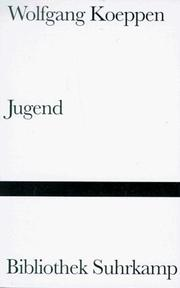 Cover of: Jugend
