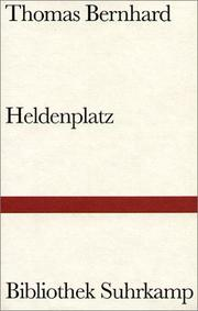 Cover of: Heldenplatz