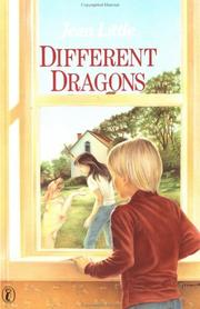 Cover of: Different Dragons