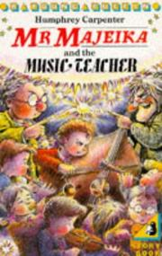 Cover of: Mr Majeika and the Music Teacher