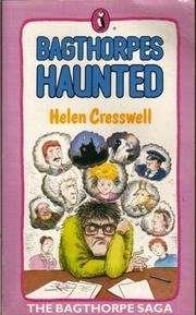 Cover of: Bagthorpes Haunted | Helen Cresswell