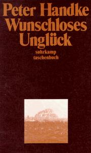 Cover of: Wunschloses Ungluck