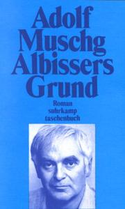 Cover of: Albissers Grund