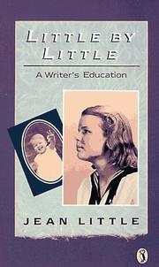 Cover of: Little by little: a writer's education