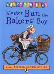 Cover of: Master Bun the Bakers' Boy (Ahlberg, Allan. Happy Families.)
