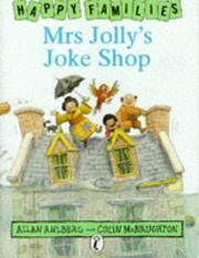 Cover of: Mrs Jolly's Joke Shop (Ahlberg, Allan. Happy Families.)
