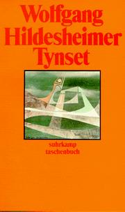 Cover of: Tynset