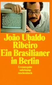 Cover of: Ein Brasilianer in Berlin