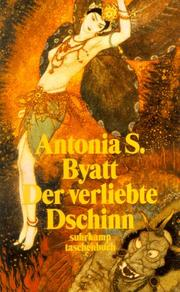 Cover of: Der verliebte Dschinn