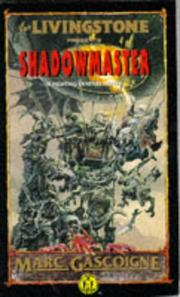 Cover of: Shadowmaster