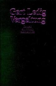 Cover of: Vergeltung