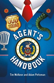 Cover of: Odd Squad Agent's Handbook