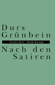 Cover of: Nach den Satiren