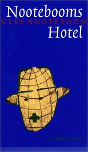 Cover of: Nootebooms Hotel