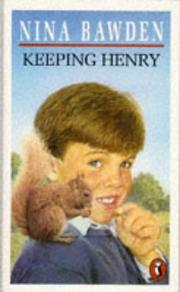 Cover of: Keeping Henry