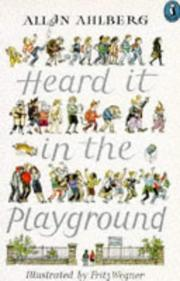 Cover of: Heard It in the Playground