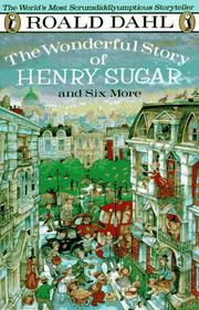 Cover of: The Wonderful Story of Henry Sugar: And Six More