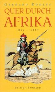 Cover of: Quer durch Afrika