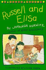 Cover of: Russell and Elisa