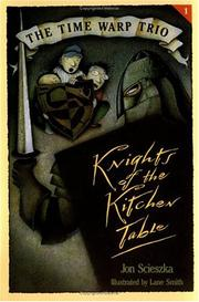 cover of knights of the kitchen table by jon scieszka