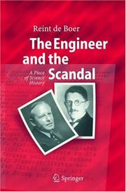 Cover of: The engineer and the scandal