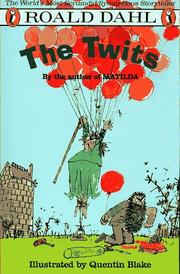 Cover of: The Twits | Roald Dahl