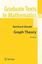 Cover of: Graph Theory (Graduate Texts in Mathematics)