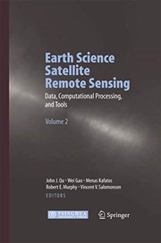 Cover of: Earth Science Satellite Remote Sensing : Vol.2