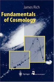 Cover of: Fundamentals of Cosmology | James Rich