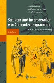 Cover of: Struktur und Interpretation von Computerprogrammen