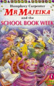 Cover of: Mr Majeika and the School Book Week