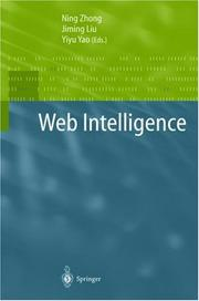 Cover of: Web Intelligence |