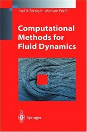 Cover of: Computational methods for fluid dynamics
