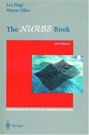 Cover of: The NURBS book