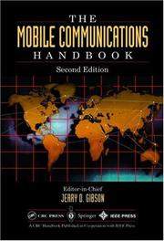 Cover of: The Communications Handbook | Jerry D. Gibson