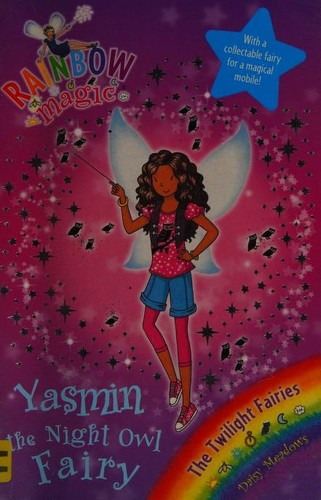 Yasmin The Night Owl Fairy by