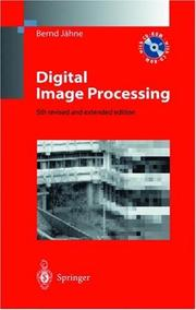 Digital Image Processing [With CDROM]