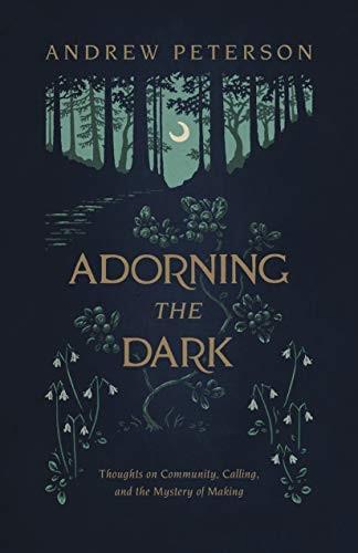 Adorning the Dark cover