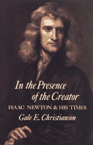 In the presence of the Creator by Gale E. Christianson