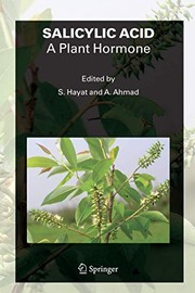 Cover of: SALICYLIC ACID - A Plant Hormone