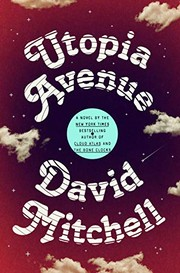 Cover of: Utopia Avenue | David Mitchell