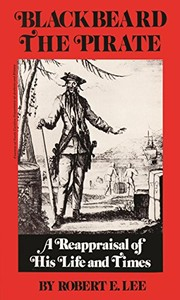 Cover of: Blackbeard the Pirate | Lee, Robert E.